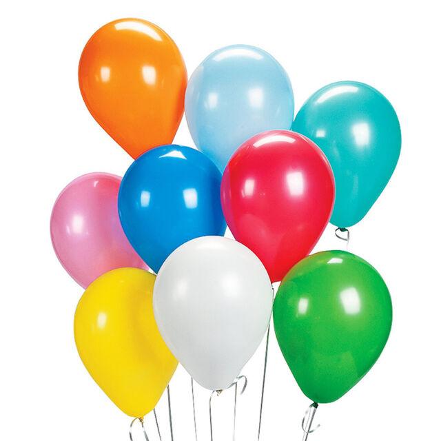 100pcs Pearl Latex Ballons Party Wedding Birthday Decor 10 inch NEW