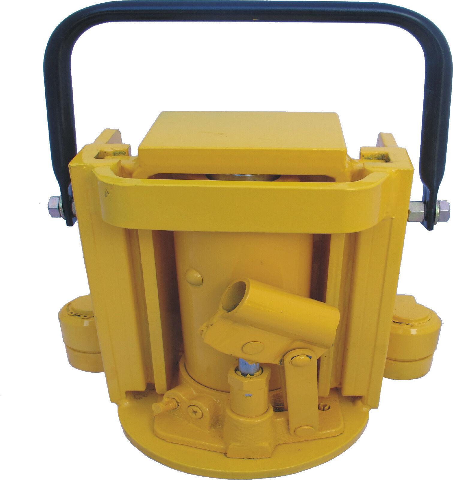 Schwerlastheber Maschinenheber Hydraulikheber Hublast 3,0 Tonnen