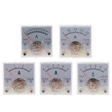 Componex Panel Meter Amp Din72 0-600 5A