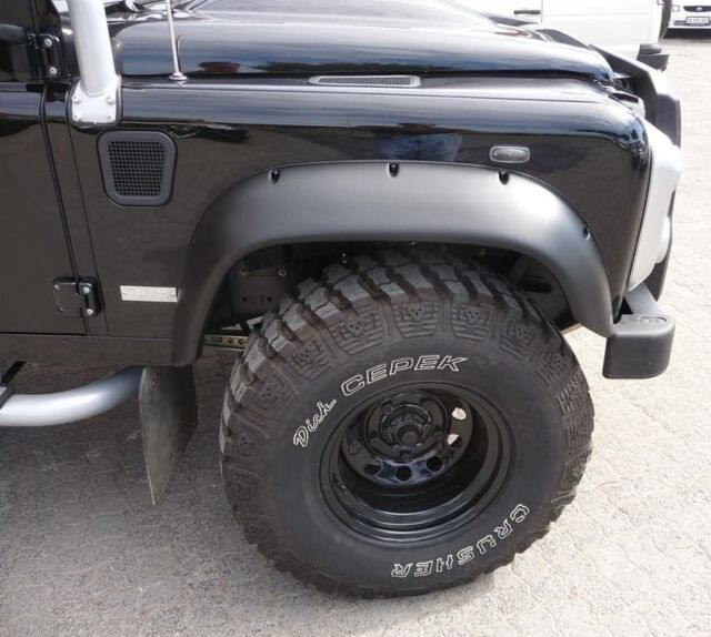 LAND ROVER DEFENDER EXTRA WIDE WHEEL ARCHES    TERRAFIRMA tf110