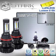 New Z ES LED 16000LM Kit 6000K White Headlight Dual Hi Lo Bulbs PAIR - 9007 HB5