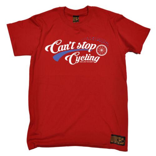 No puedes dejar de Ciclismo Camiseta Top ciclo Jersey Camiseta Divertida A La Moda Regalo De Cumpleaños