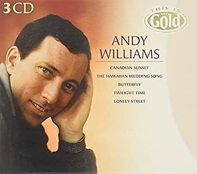 This Is Gold, Andy Williams, Used; Good CD