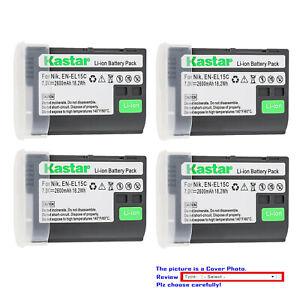 Nikon EN-EL15c Rechargeable Li-ion Battery