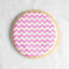 Chevron Cookie Stencil Durable /& Reusable Mylar Stencils