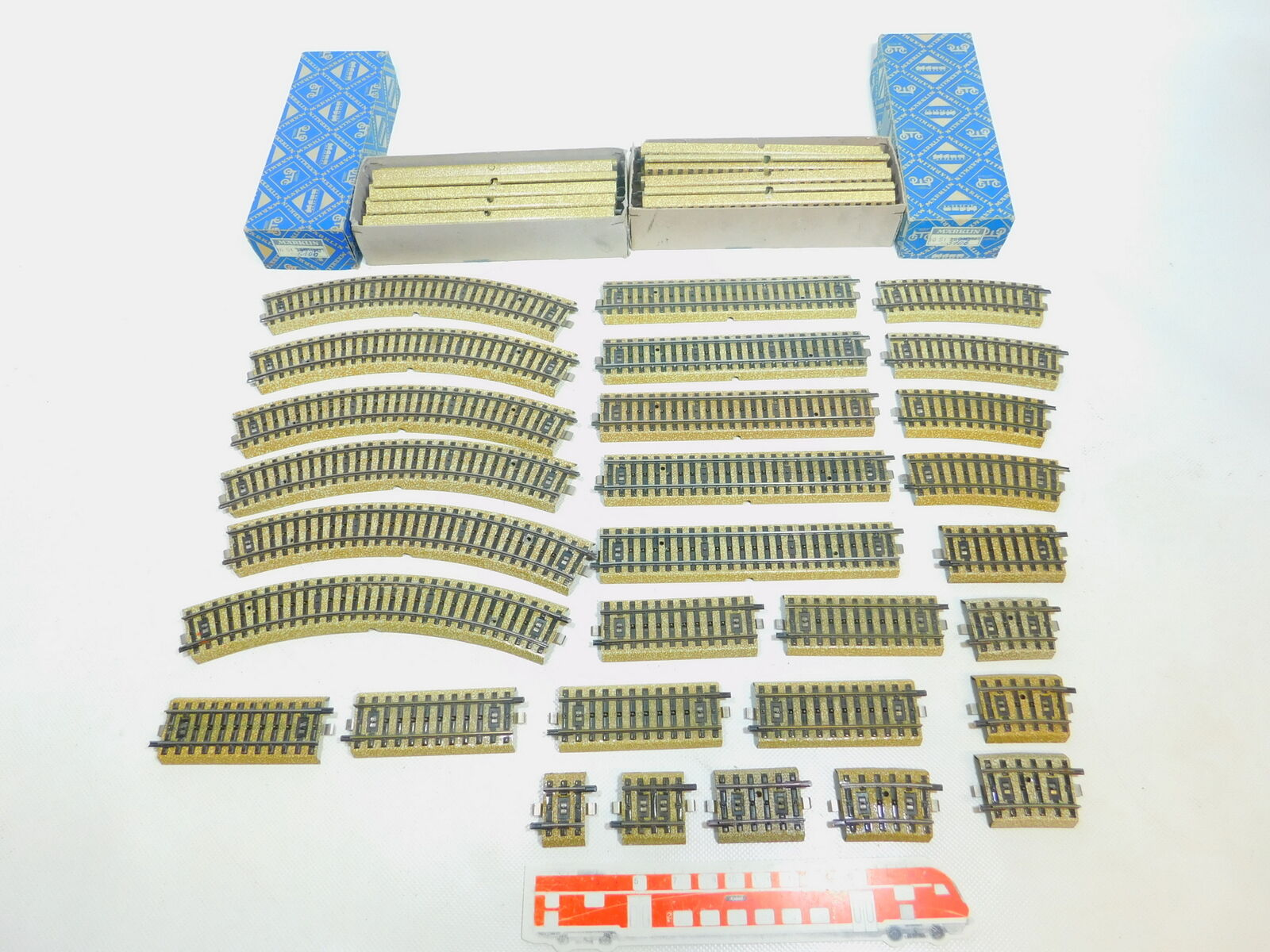 BY5862 48x marklin H0AC M Pista  Shim 510651205102 Ecc. , 2x scatola