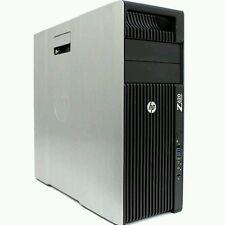 HP z620 workstation: Dual (2x) Xeon E5-2665 Octa-Core, 64GB, 2.16TB, Quadro 5000