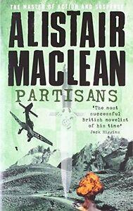 Alistair-Maclean-Partisans-Tout-Neuf-Livraison-Gratuite-Ru