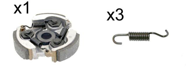 47cc 49cc Minimoto Mini Moto Quad Atv de Cross 3 Zapato Embrague 3 Muelle