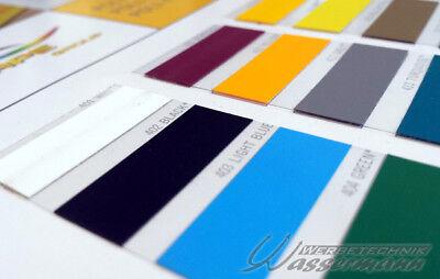 Poli-Tape Flexfolie für Transferdruck 16,90€//m² 5m x 50cm Textildruck