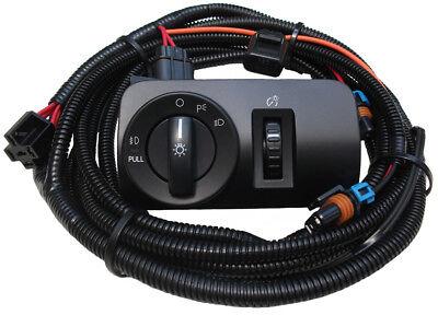 2005-2009 V6 MUSTANG FOG LIGHT WIRING & SWITCH KIT 4.0L ...