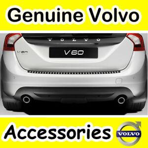 Genuine-Volvo-V60-V60-Cc-Cubierta-de-proteccion-superior-PARACHOQUES-TRASERO