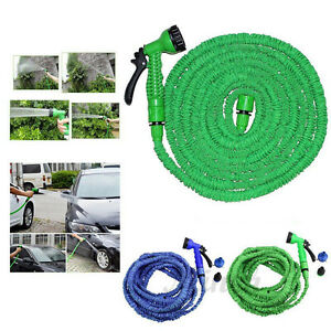 Hot 25 50 75 100 125 150 Ft Expanding Garden Water Pocket