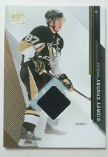 2014-15 Upper Deck SP Game Used Sidney Crosby Jersey Pittsburgh Penguins Hockey
