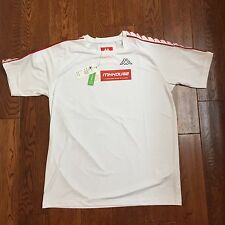 New Men's Gosha Rubchinskiy x Kappa T-Shirt Tee Soccer Jersey supreme Size XL