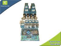 Aftermarket Bobcat Loaders 1600(93-98) Overhaul Kit +.5  Kubota V1702