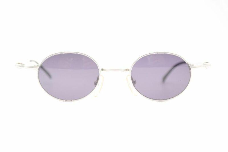 Gewidmet Vintage Hatzmann Dao 834 003 Silber Rund Sonnenbrille Sunglasses Brille Nos So Effektiv Wie Eine Fee