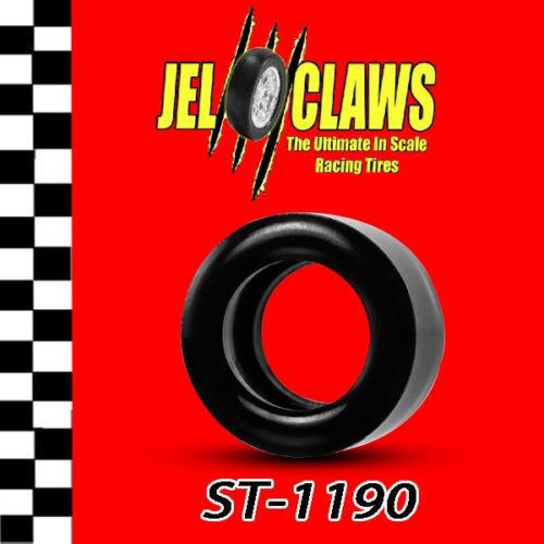ST 1190 1//32 Scale Slot Car Tire for MRRC Chaparral Cobra Slot It /& BWA Wheels