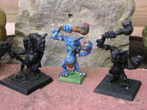 Whfb Stone Trolls anuncio de varios