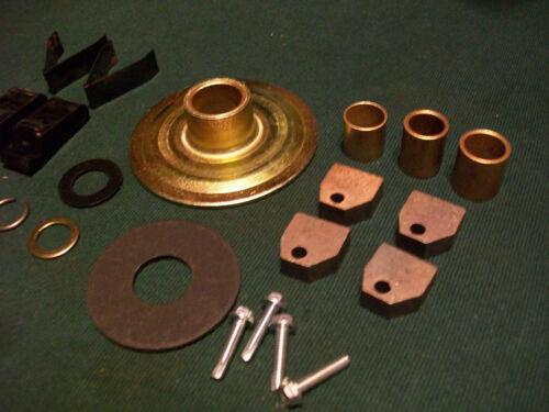 Delco Remy 1109149 20MT Starter rebuild kit Brushes Bushings Case 450 480C 580C