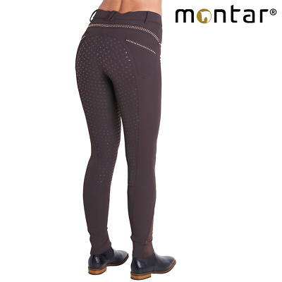 Montar Thea Rivet Band Ladies Breeches SALE **FREE UK Shipping**