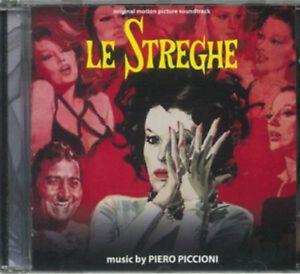 Le streghe - Piero Piccioni (cd)