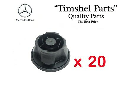 5X ENGINE COVER GOMMETS BUNG ABSORBERS Mercedes X204 W164  W251 GLK A6420940785