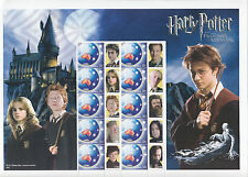 Harry Potter & The Prisioner of Azkaban - Commemorative Stamp Sheet  MINT SEALED