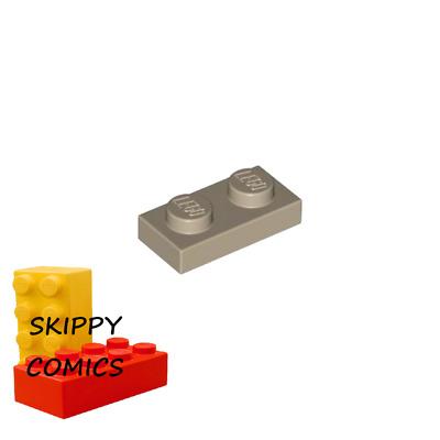 6172931-29159 plaque 10X10 octogonale ouvert GRIS F//D GREY Lot X2 Lego