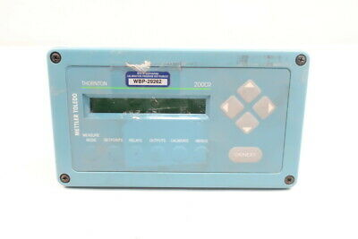 Thorntons Gas Prices >> Mettler Toledo Thornton 200cr Conductivity Resistivity Meter 1 Year