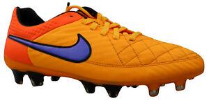 cheap for discount 01804 40cdd Das Bild wird geladen Nike-Tiempo-Legend-V-FG-Herren-Fussballschuhe-Leder-