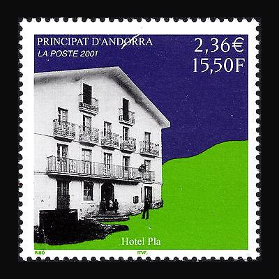 Smart Andorre 2001 Haus Pla Architecture Sc 543 Mnh