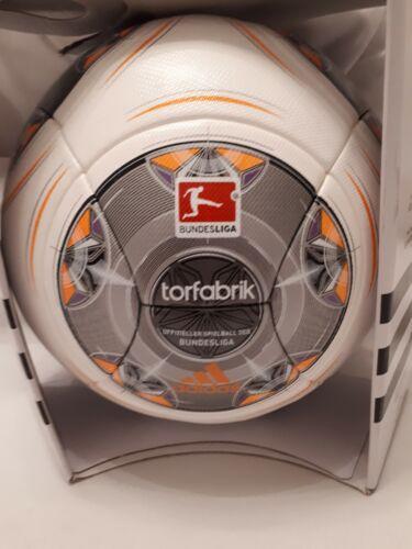 ADIDAS TORFABRIK BUNDESLIGA ORIGINAL MATCHBALL SPIELBALL [2013-2014]