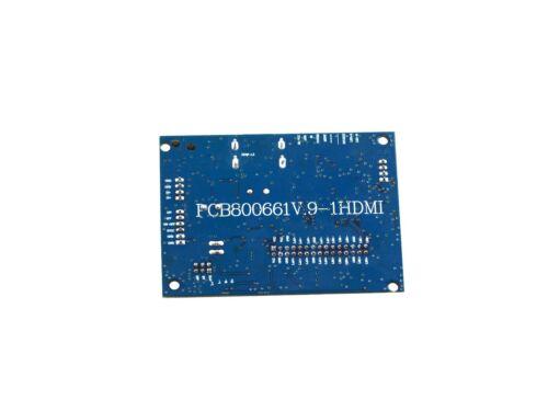 HDMI Remote LCD Controller Board For LTN121AT02 B121EW03 V8 1280x800 LCD Screen