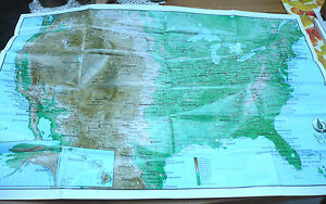 SIERRA Club ENDANGERED Species MAP US PANTHER Bear WOLF Sheep - Salmon location map us