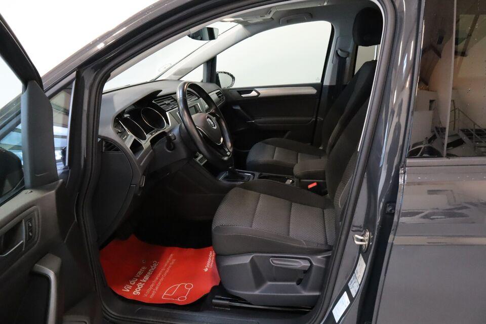 VW Touran 2,0 TDi 150 Comfortline DSG 7prs Diesel aut.