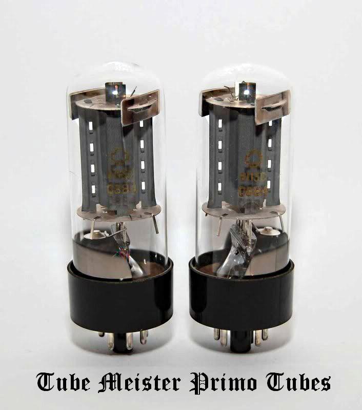 Fender Super 210 Primo Tube Set 6L6GC 6L6GC 6L6GC  Ahorre hasta un 70% de descuento.