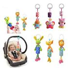 Lovely Baby Bed Stroller Soft Toys Bed Car Hanging Toys Ring Bell Rattle Toy