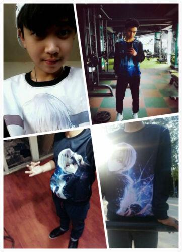 Summer Cool Casual Unisex Short Sleeve T-shirt Tops #M25 Anime Akame ga KILL