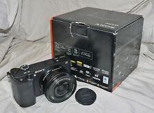 Sony Alpha 6300 A6300 24.2MP 4K Digital Camera W/16-50mm Lens