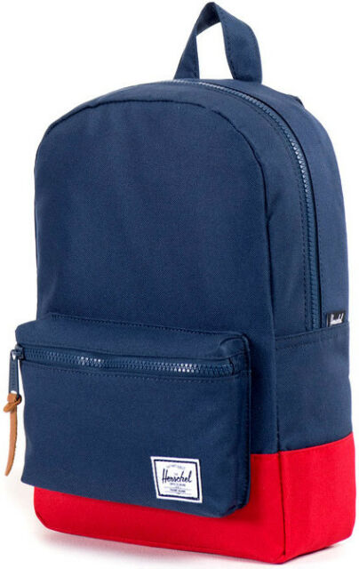 BackPack Baby boy girl Herschel Small Settlement BackPack Youth Navy Red 11L be323c03a4835