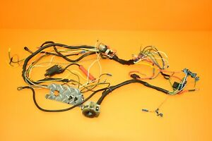 88-89-1989-NX650-NX-650-OEM-Main-Wire-Wiring-Harness-Ignition-Coil-32100-MN9-670