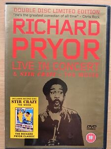 Richard-Pryor-Live-in-Concert-Stir-Crazy-DVD-Stand-Up-Comedy-Movie-Double-Bill