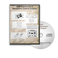 Electricity & Electronics - 24 Volume Illustrated How To Training Course Cd B439