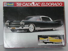 CADILLAC '59 ELDORADO unassembled 1:32 scale model kit NEW Revell 1985