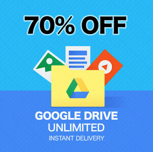 UNLIMITED-STORAGE-GOOGLE-DRIVE-ONE-D5T-365FRE-FOREVER-LIGHTING-SERVICE
