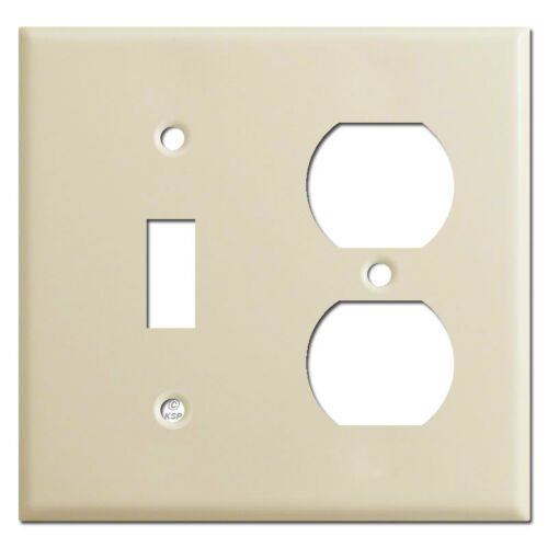 ELEPHANTS LIGHT SWITCH COVER PLATES OUTLETS GREY BABY ELEPHANTS FREE SHIPPING