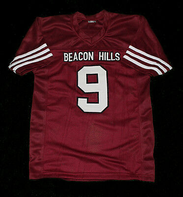 LIAM DUNBAR  BEACON HILLS Lacrosse JERSEY Teen Wolf TV Series New  ANY SIZE