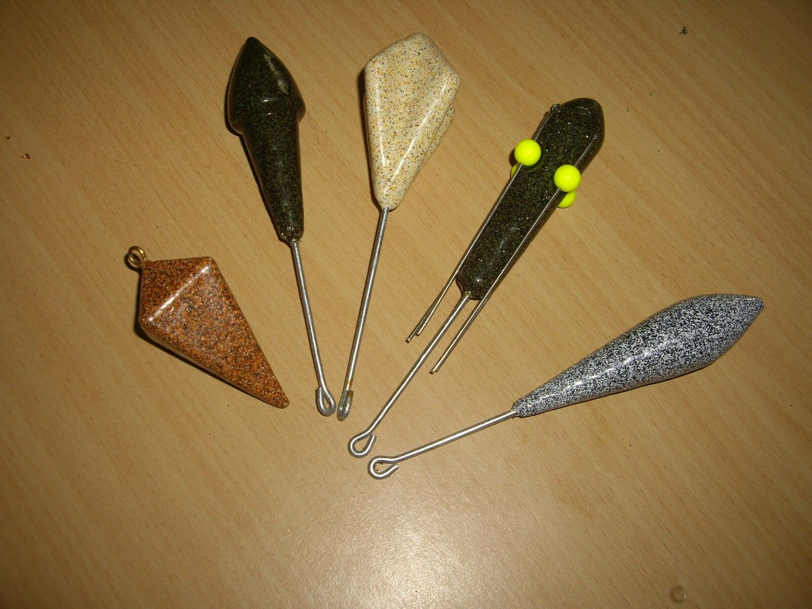 45 plombs surfcasting 100110120130150 g