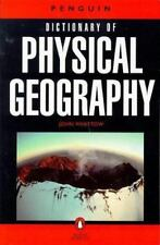The Penguin Dictionary of Physical Geography by John B. Whittow (1984,...